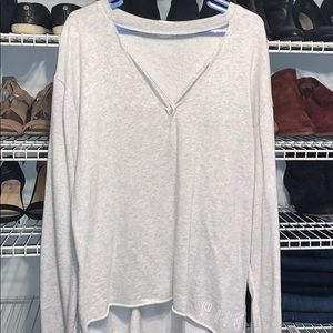 PINK VS long sleeve sweatshirt